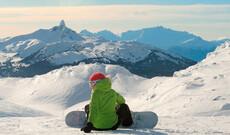 Skiparadies Whistler