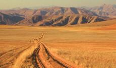 Wüsten Symphonie