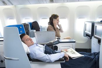Business Class KLM