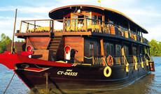 Bassac - Minikreuzfahrt Mekong-Delta