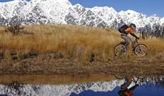 Radtour in die Gibbston Valley Weinregion
